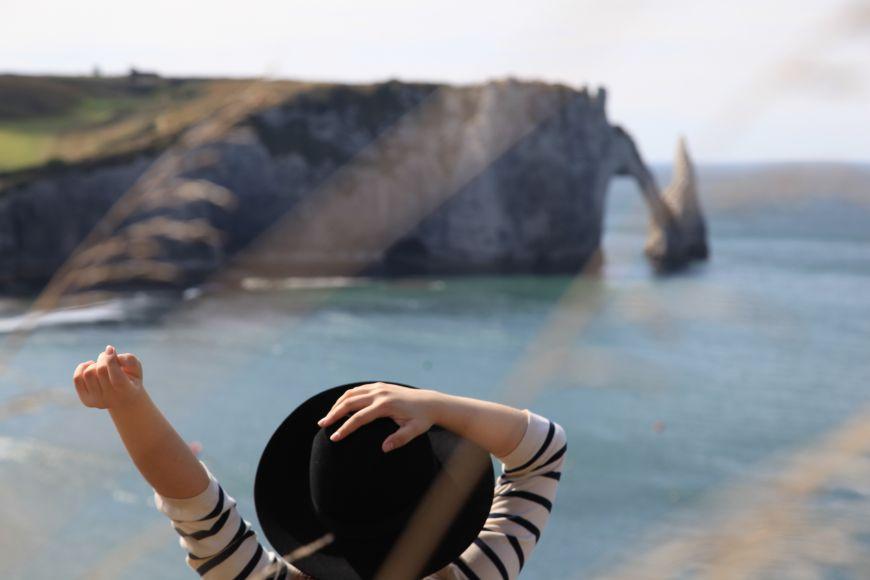 Этрета: самые красивые утёсы Франции